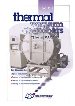Thermal Vacuum Chambers no2.1